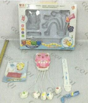 注意!7个澄海玩具厂12月共召回超过1万个玩具.