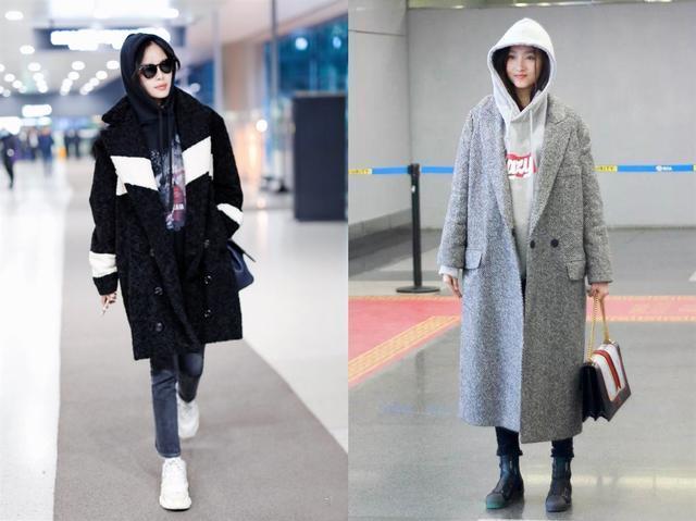今年秋冬最IN的3種大衣搭配法,不知道你就OUT了! 形象穿搭 第3張