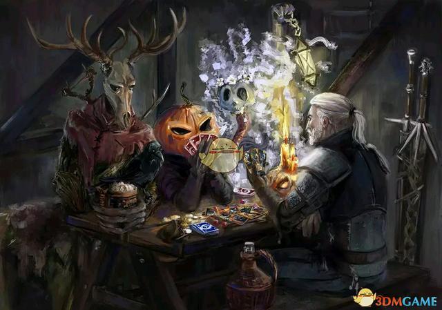 《巫师3:狂猎》大型昆特牌新手教学分享