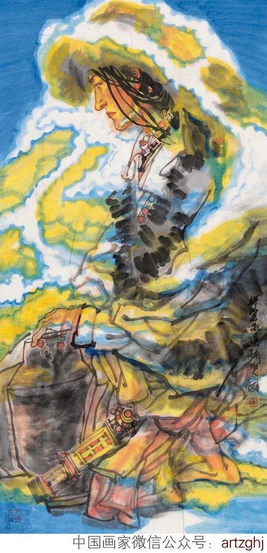 第225期:中国画家拍卖成交指数 纪连彬――2013年最高成交价前10幅作品(图2)