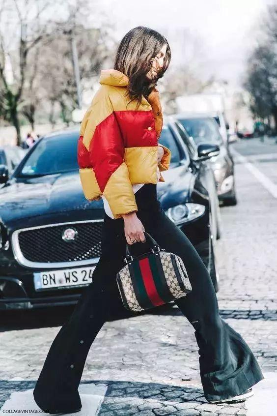 短款外套搭配參考,讓你的時尚與眾不同 形象穿搭 第16張