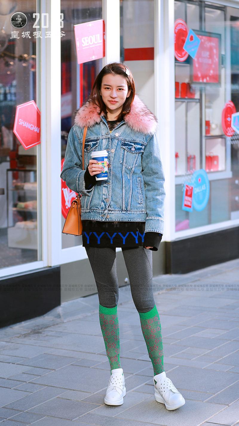 街拍:會穿搭的女人身上總是會有一股特殊的魔力 形象穿搭 第7張