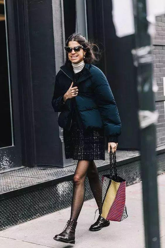 短款外套搭配參考,讓你的時尚與眾不同 形象穿搭 第2張