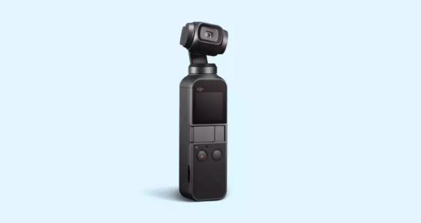 大疆灵眸Osmo口袋云台相机,装在口袋的摄影大师