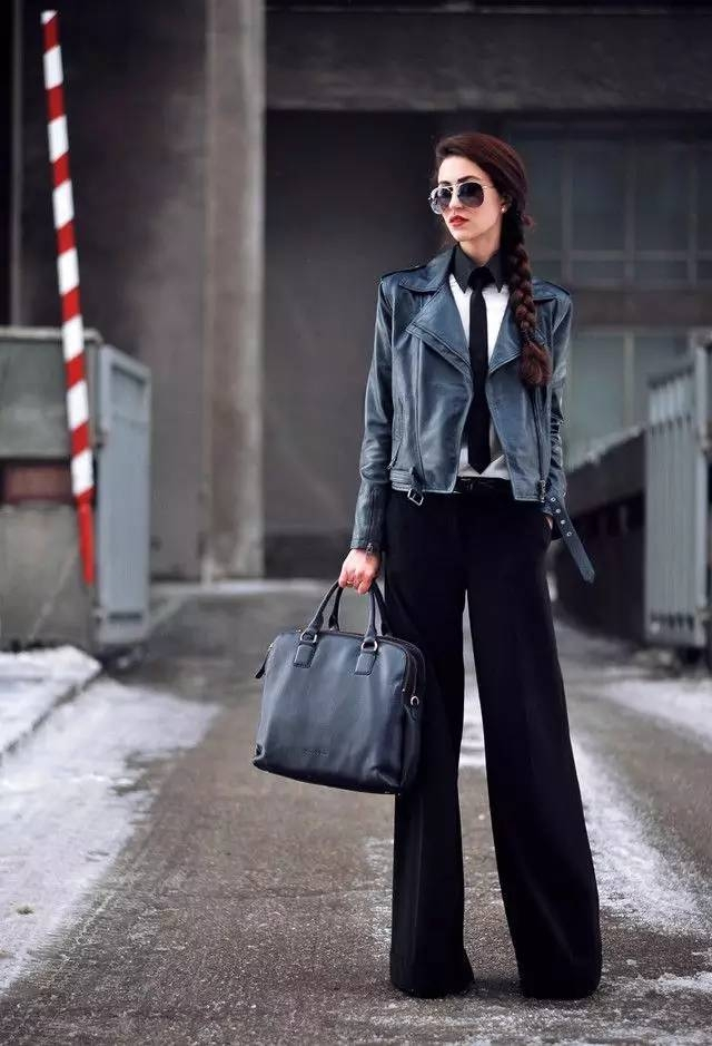 短款外套搭配參考,讓你的時尚與眾不同 形象穿搭 第25張