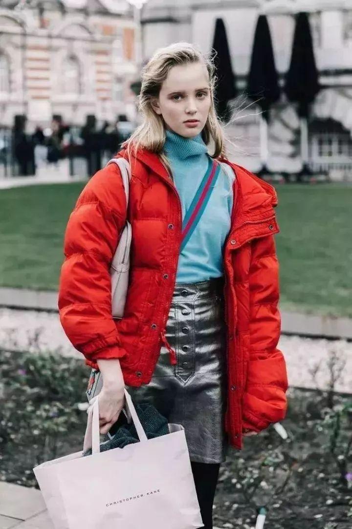 短款外套搭配參考,讓你的時尚與眾不同 形象穿搭 第10張