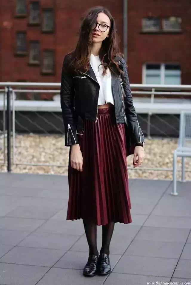 短款外套搭配參考,讓你的時尚與眾不同 形象穿搭 第27張