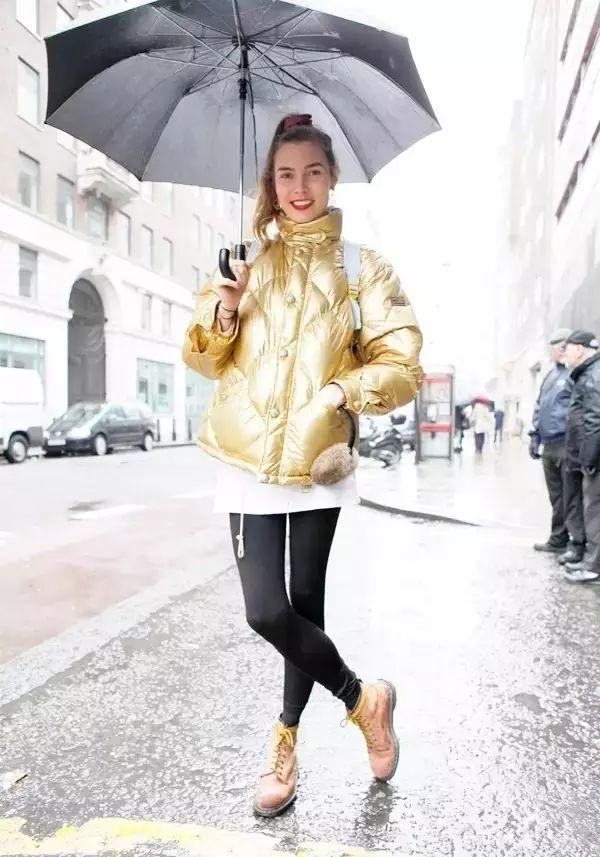 短款外套搭配參考,讓你的時尚與眾不同 形象穿搭 第14張