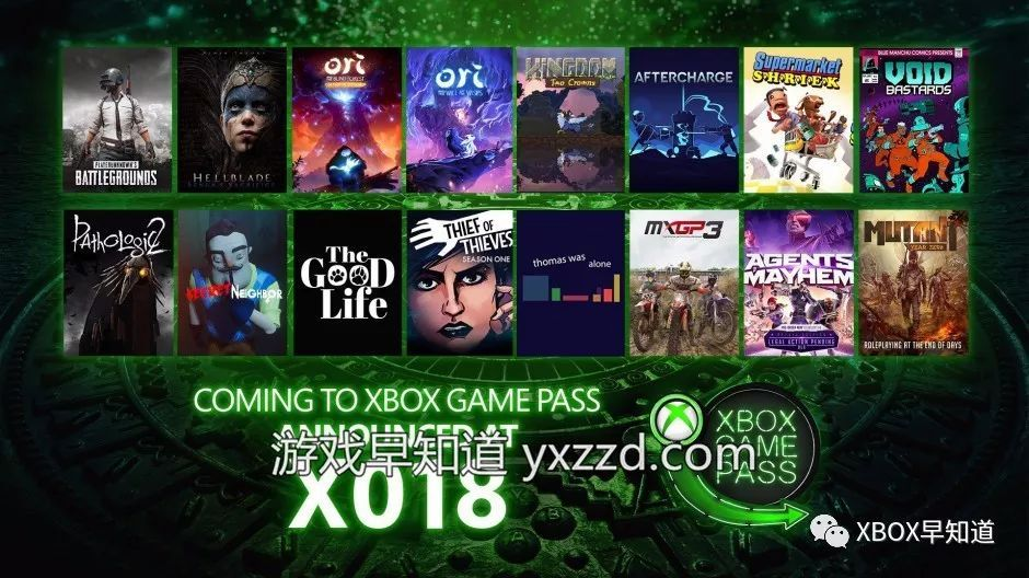 【游戏早知道年终盘点服务硬件篇】Xbox平台影响力持续扩容 Xbox One终支持键盘鼠标