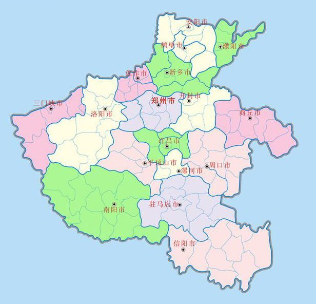 河南各地gdp_最新2018年河南省各地市GDP排名,大郑州GDP破万亿
