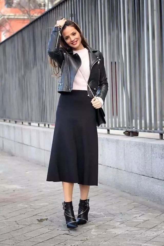 短款外套搭配參考,讓你的時尚與眾不同 形象穿搭 第26張