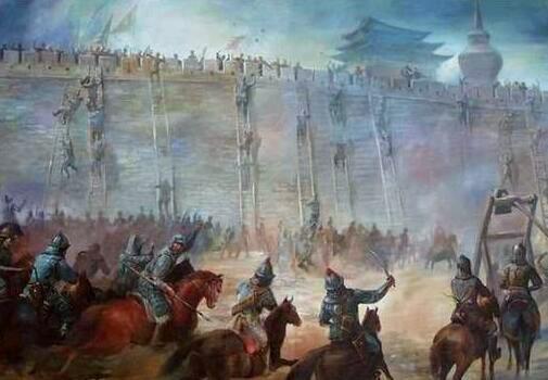 眼看城池就要被攻破,将军连夜组建一支乐队,结果敌军哭着撤退