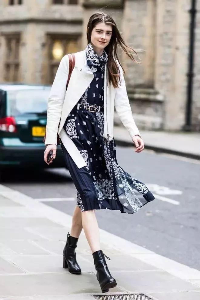 短款外套搭配參考,讓你的時尚與眾不同 形象穿搭 第29張