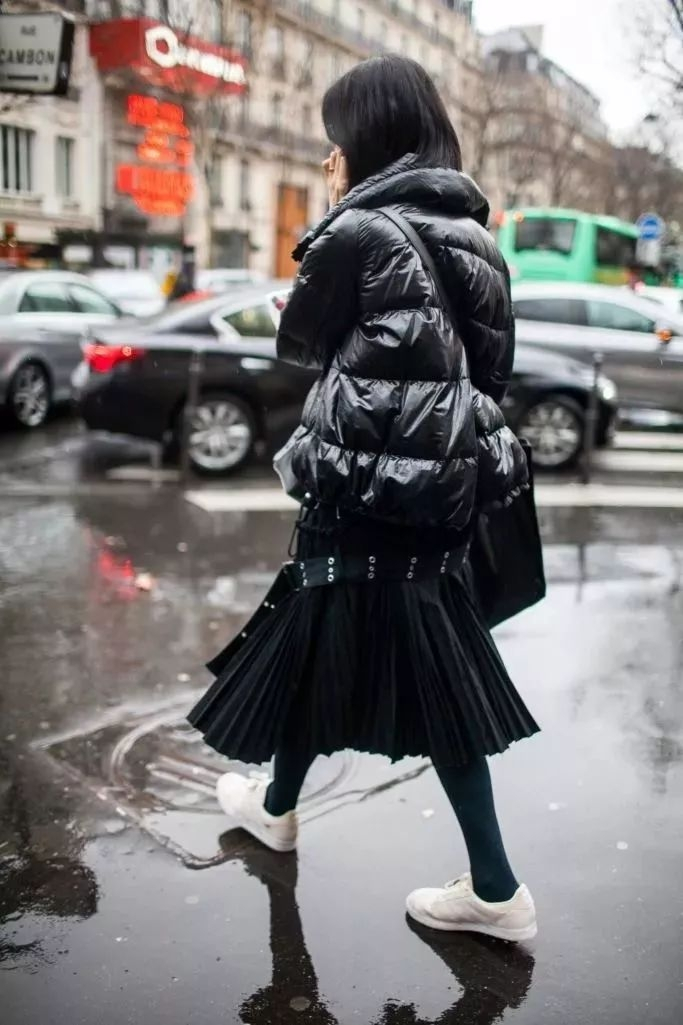 短款外套搭配參考,讓你的時尚與眾不同 形象穿搭 第4張