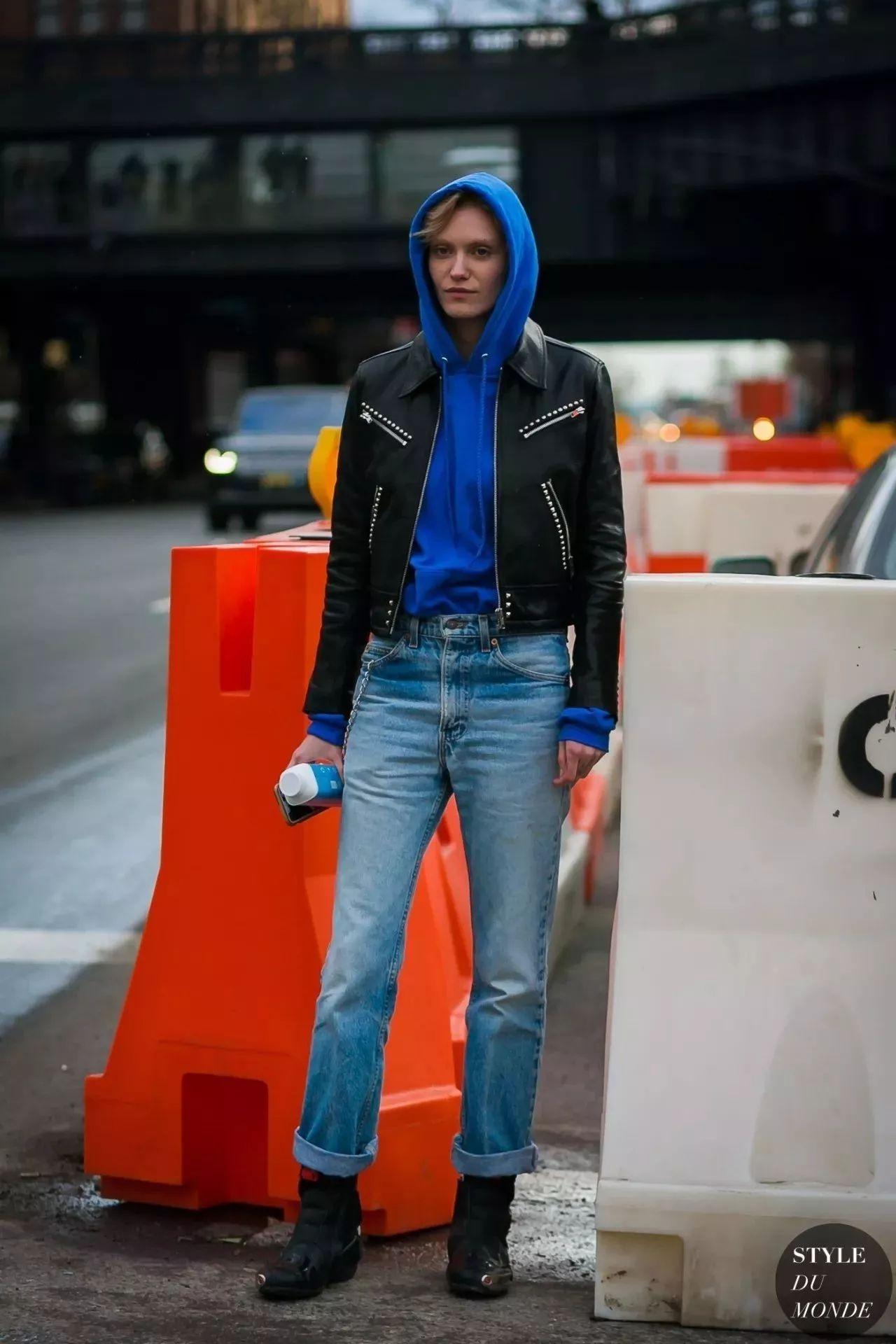 短款外套搭配參考,讓你的時尚與眾不同 形象穿搭 第20張
