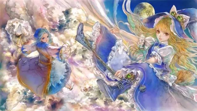日本超级色的邪恶漫画_动漫 正文  日本画手夜汽车(yogisya)的作品,他的插画极具特色,其创作