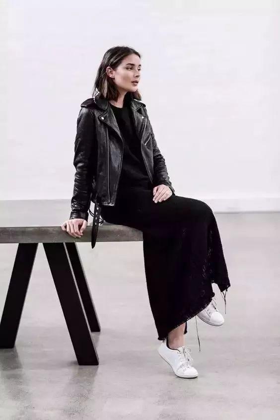 短款外套搭配參考,讓你的時尚與眾不同 形象穿搭 第30張