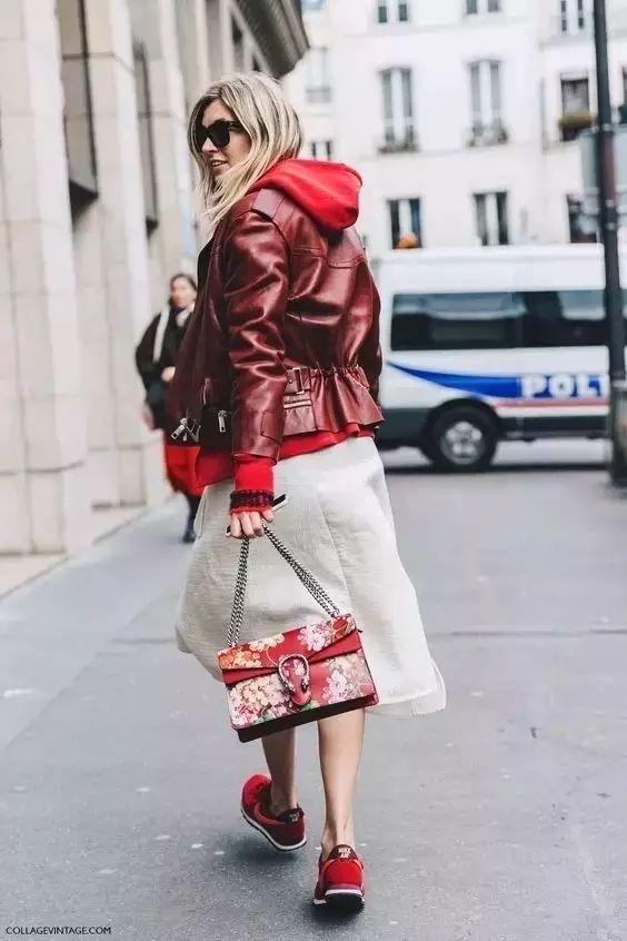 短款外套搭配參考,讓你的時尚與眾不同 形象穿搭 第21張