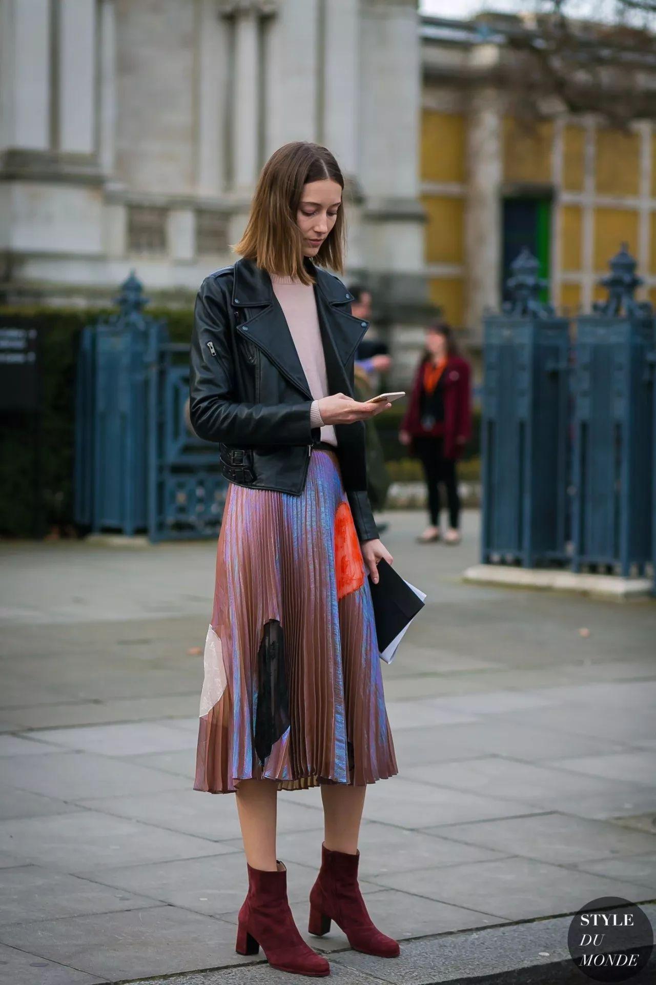 短款外套搭配參考,讓你的時尚與眾不同 形象穿搭 第28張