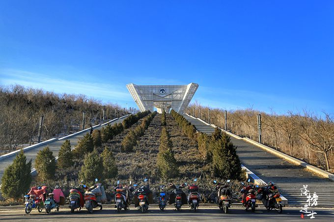 中国最大的人造天坑,绝对真实震撼,现在成为了一座免费的公园