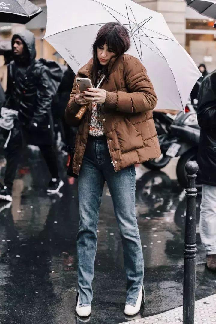 短款外套搭配參考,讓你的時尚與眾不同 形象穿搭 第18張