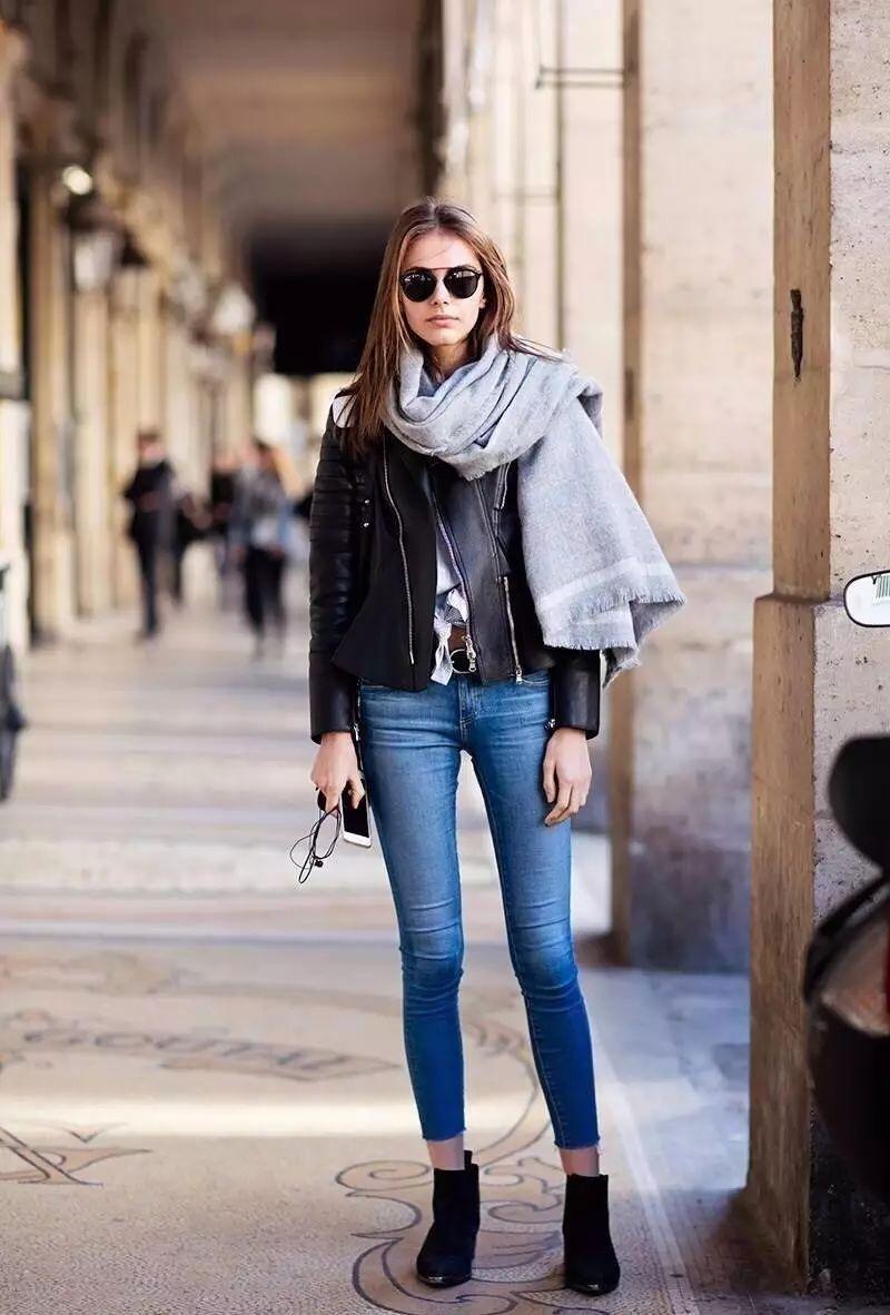 短款外套搭配參考,讓你的時尚與眾不同 形象穿搭 第24張