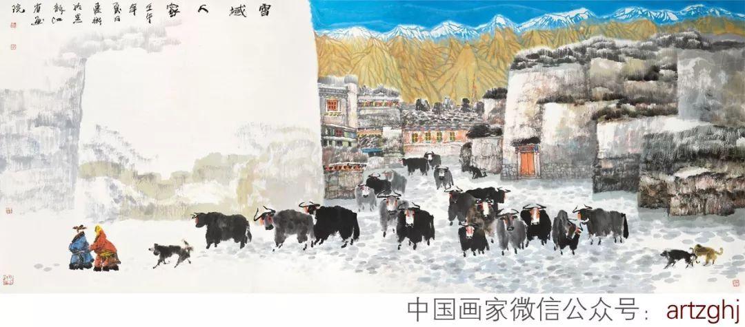第225期:中国画家拍卖成交指数 纪连彬――2013年最高成交价前10幅作品(图3)