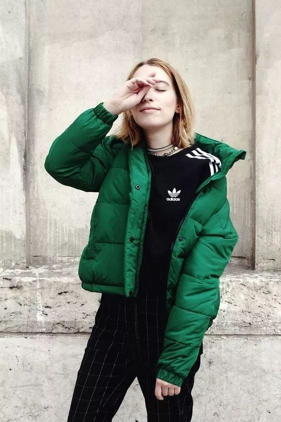 短款外套搭配參考,讓你的時尚與眾不同 形象穿搭 第11張