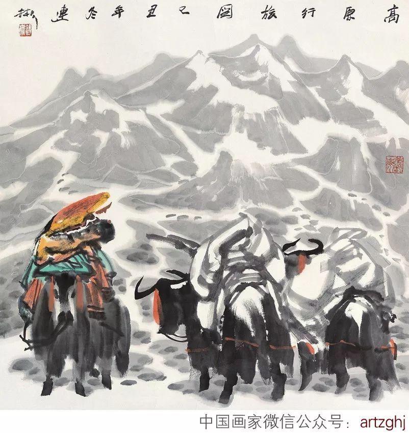 第225期:中国画家拍卖成交指数 纪连彬――2013年最高成交价前10幅作品(图10)