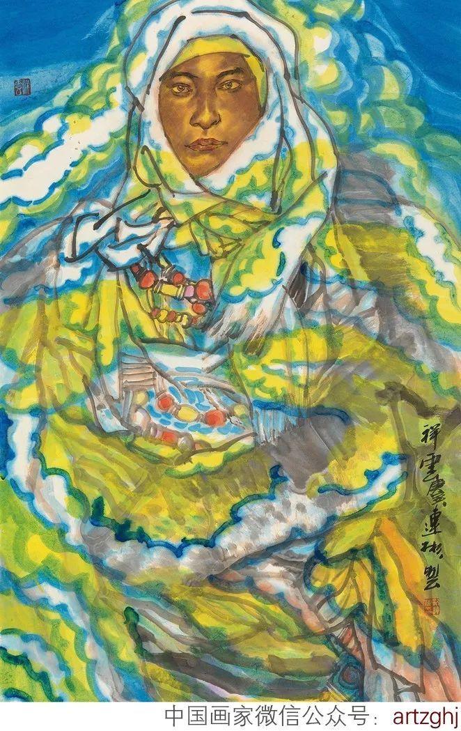 第225期:中国画家拍卖成交指数 纪连彬――2013年最高成交价前10幅作品(图4)