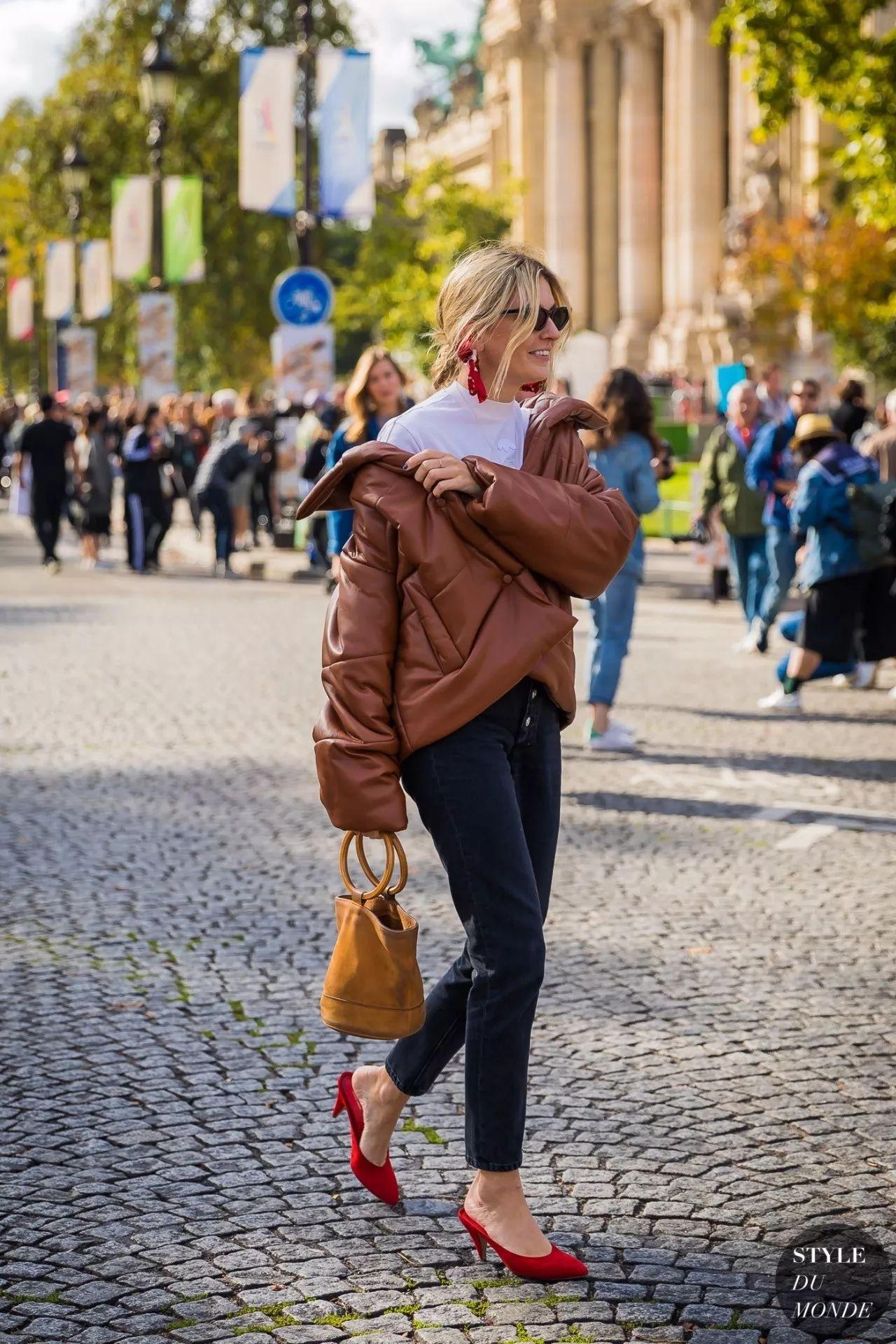 短款外套搭配參考,讓你的時尚與眾不同 形象穿搭 第17張