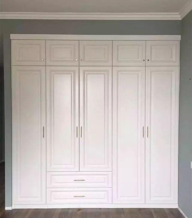 【家居】衣柜门用什么颜色好?别等装好了再来后悔