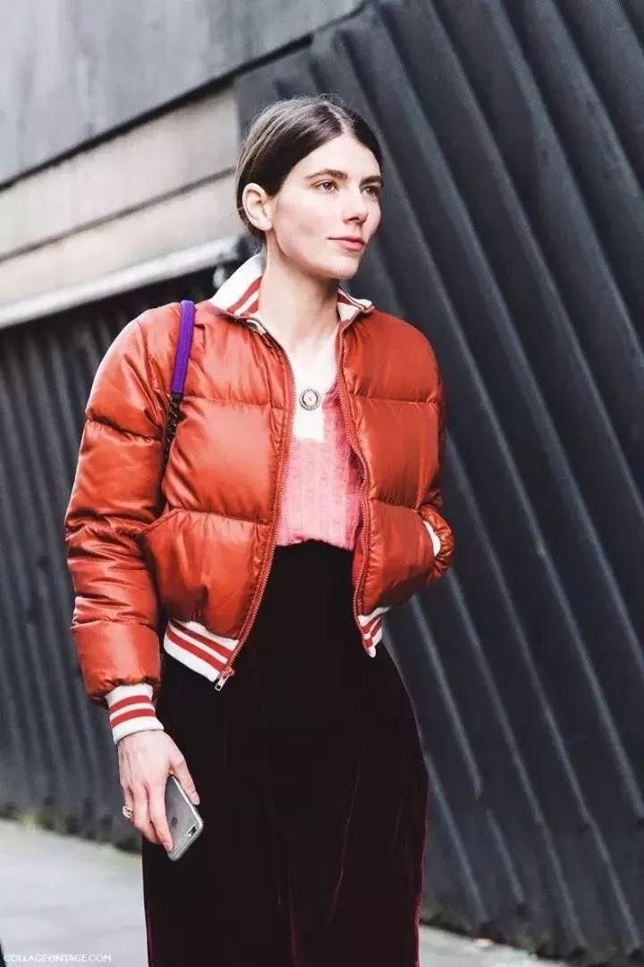 短款外套搭配參考,讓你的時尚與眾不同 形象穿搭 第12張