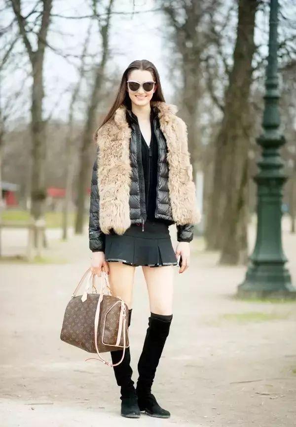 短款外套搭配參考,讓你的時尚與眾不同 形象穿搭 第9張