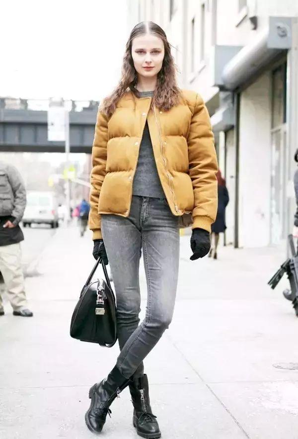 短款外套搭配參考,讓你的時尚與眾不同 形象穿搭 第3張