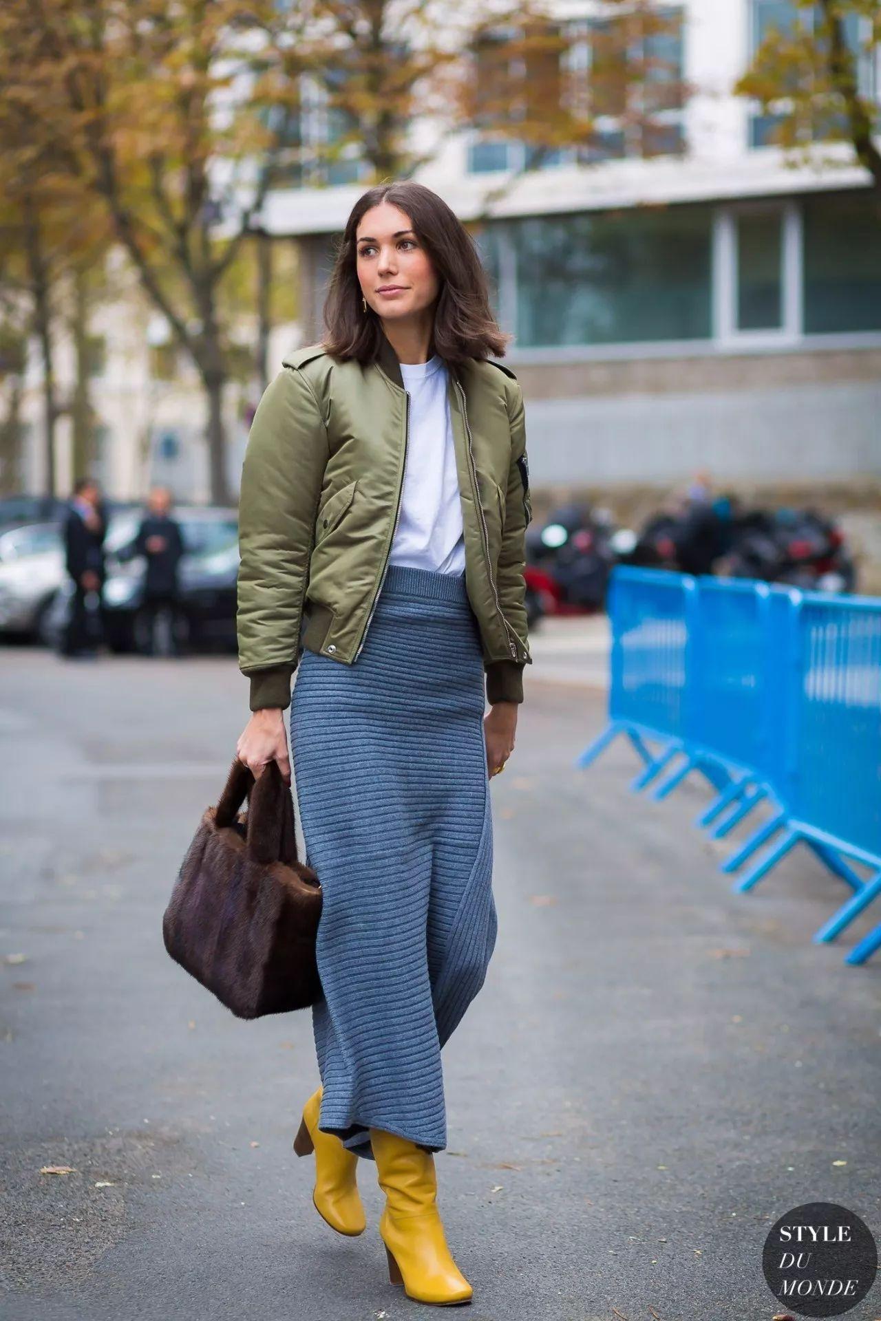 短款外套搭配參考,讓你的時尚與眾不同 形象穿搭 第7張