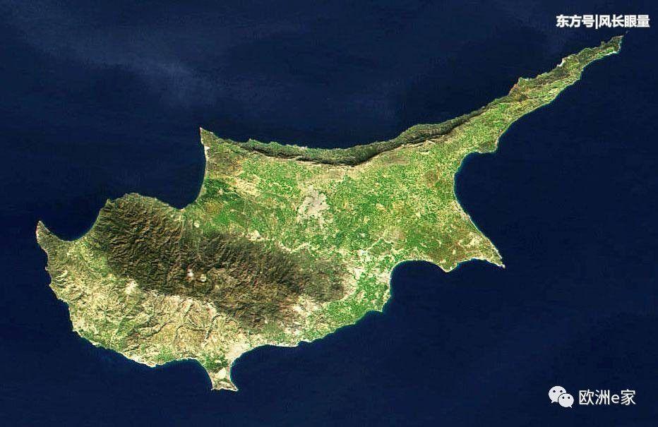塞浦路斯人均gdp_塞浦路斯地图