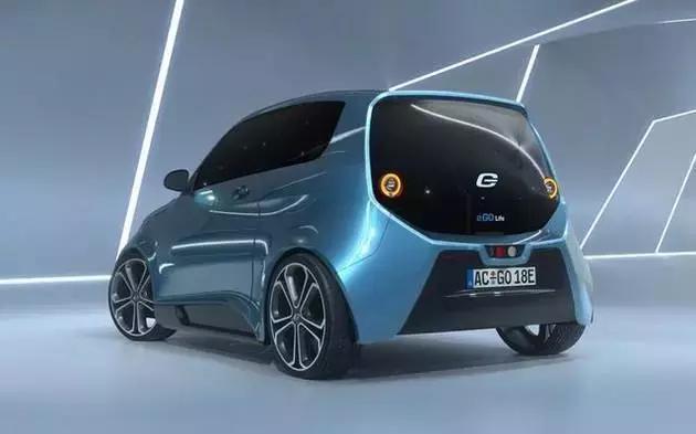 新推新能源品牌第一款车只是最便宜特斯拉Model 3的一半_腾讯分分