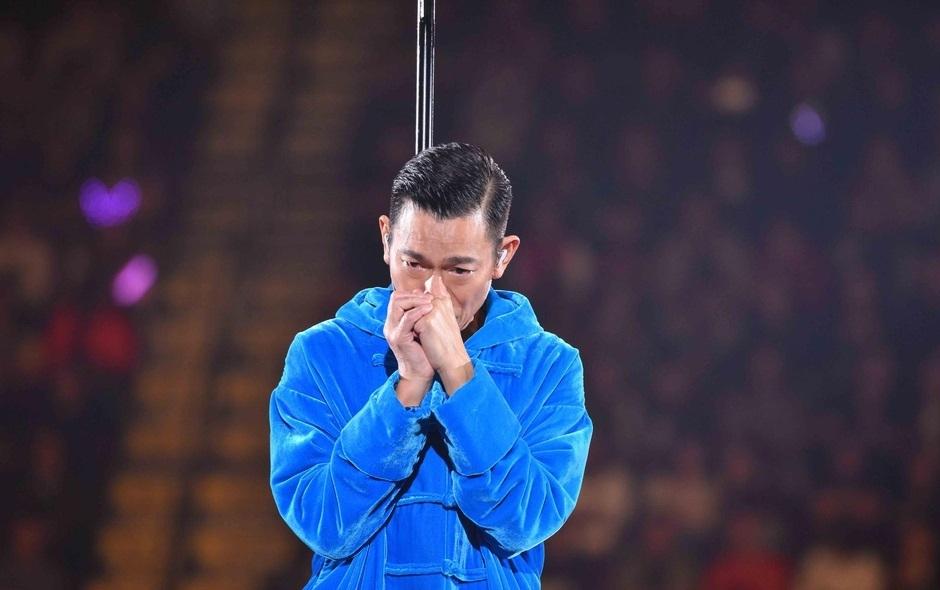 刘德华取消演唱会很愧疚,众星纷纷鼓励,只有陈晓东道出了真相!