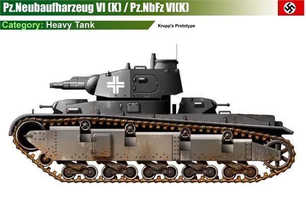 坦克界中的奇葩,它以 三头六臂 的特点成名,你知道它是谁吗