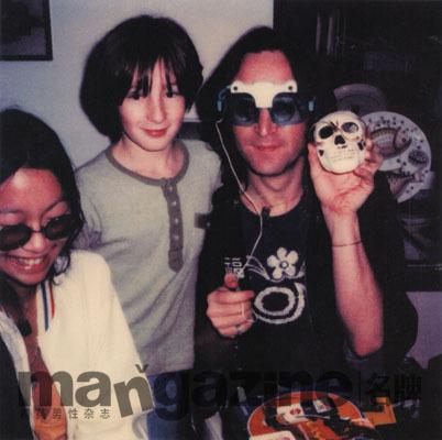 约翰·列侬儿子_约翰·列侬的影子情人庞凤仪(组图)_生活