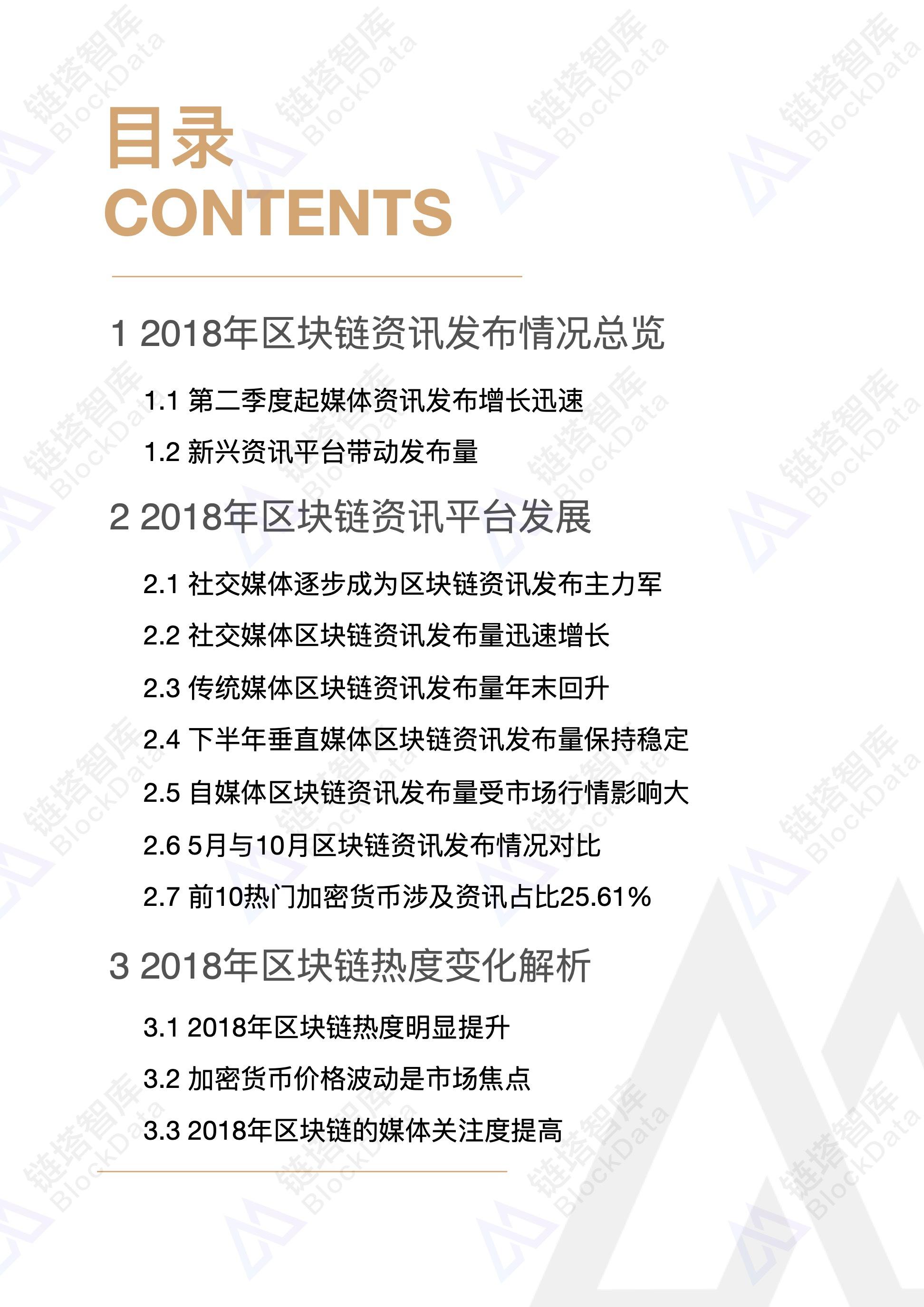 狂热至理性,2018年区块链舆情分析 | 链塔区块链产业年鉴精选