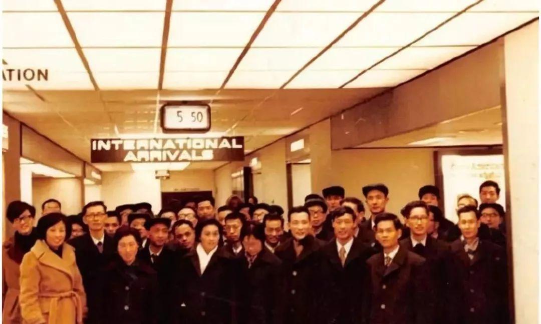 首批赴美留学50人,他们把什么带回了祖国?