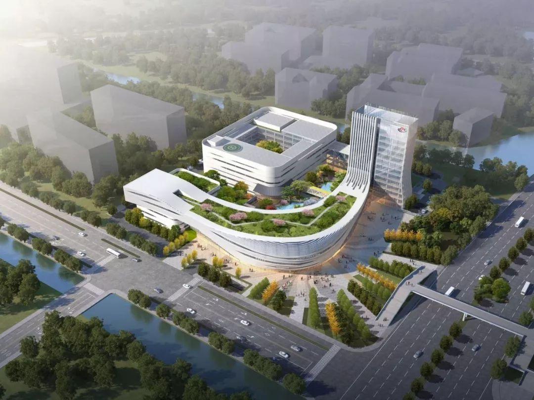 市疾控中心迁建项目正式启动图片