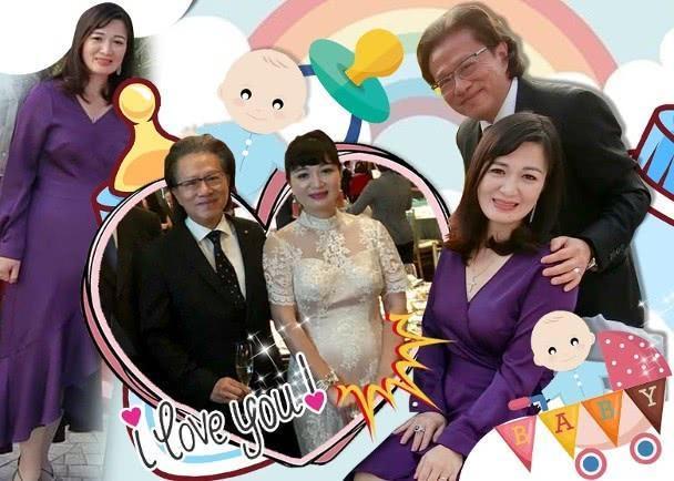 陈少霞承认造人成功,61岁丈夫坦诚更想要儿子,但不会强求