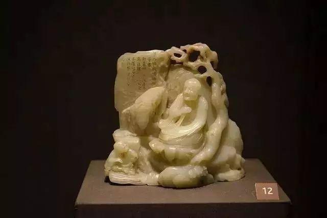 大英博物馆藏高清古玉图 巧夺天工,叹为观止