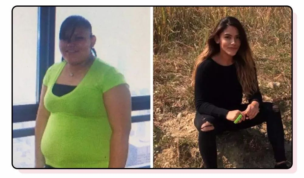 最近,瑜伽君偶然看到了一組明星減肥前后的對比照,效果堪比整容!圖片