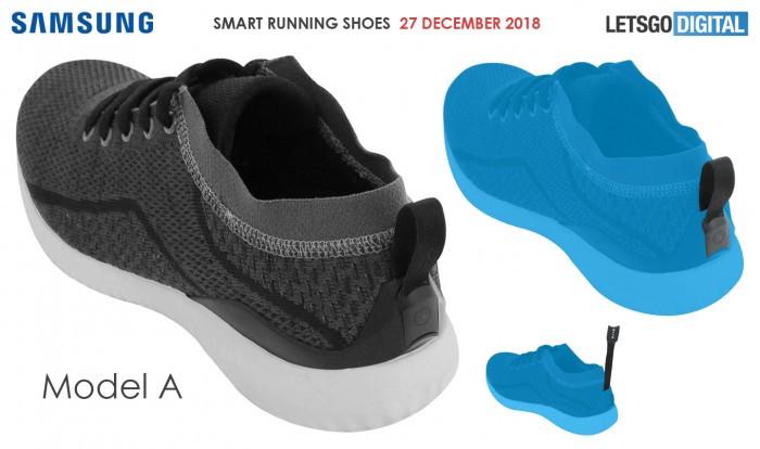 [图]三星有望在CES 2019展示智能运动鞋