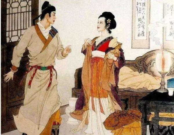 """品读《赠邻女》,鱼玄机的""""豪放"""",是女人被抛弃后的报复(图4)"""