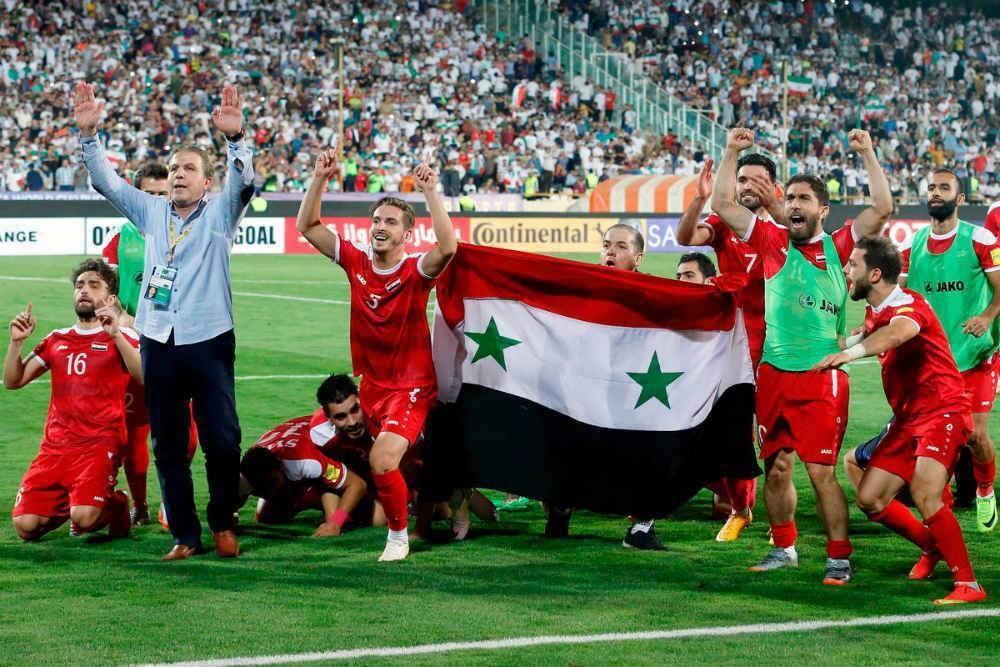 【料到体育】亚洲杯B组:实力碾压袋鼠直指头名 出线可期叙利亚意